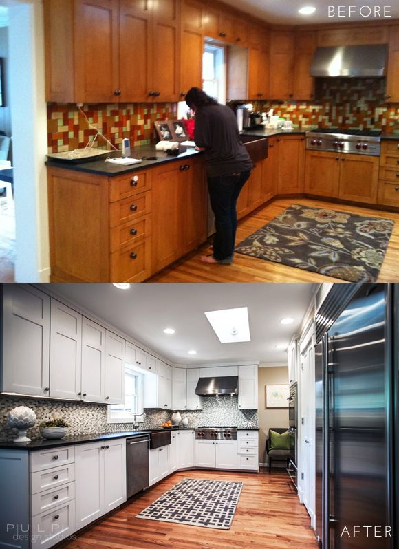 25 best ideas about before after kitchen on pinterest before after home before after and updated kitchen