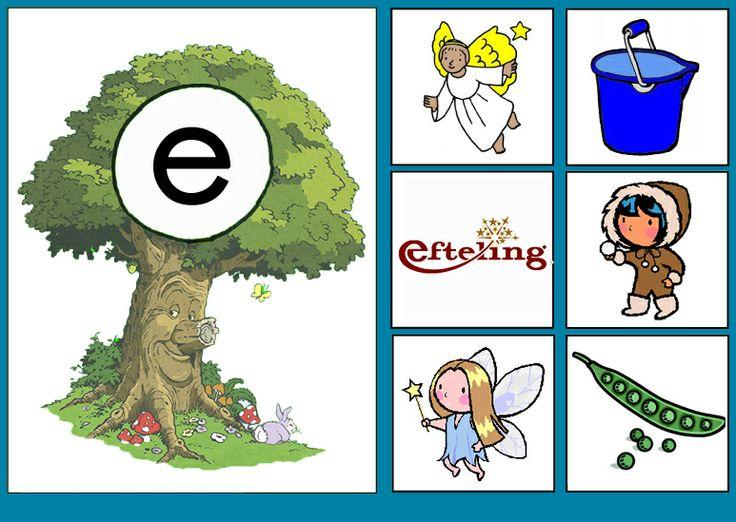 Letterkaart E