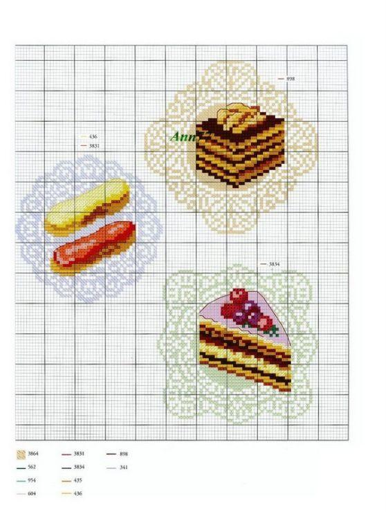 free cross stitch pattern - klick on website ;O)