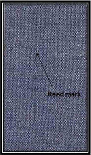 Reed mark