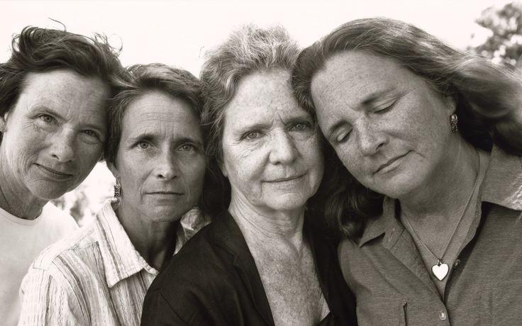 Nicholas Nixon (American, b. 1947). *The Brown Sisters.* 2010. Gelatin silver print, 17 15/16 × 22 1/2″ (45.5 × 57.1 cm). The Family of Man Fund. © 2014 Nicholas Nixon