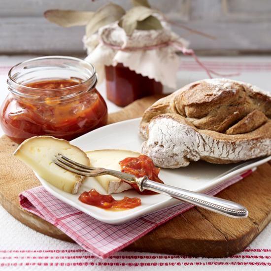 Tomaten-Relish Rezept | Dr. Oetker