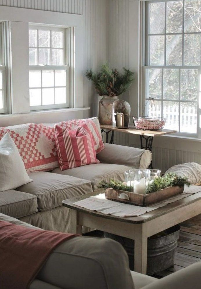 Source Pinterest Unique Wall Decor Suggestions For Gardens Decoration Ho In 2020 Living Room Decor Apartment Farm House Living Room Farmhouse Decor Living Room