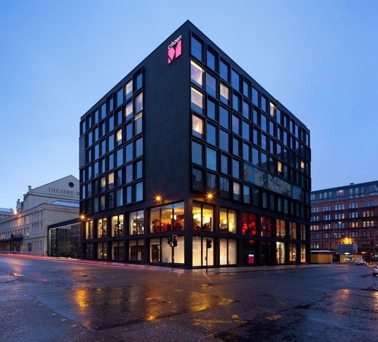 17 best images about citizenm glasgow on pinterest ux ui