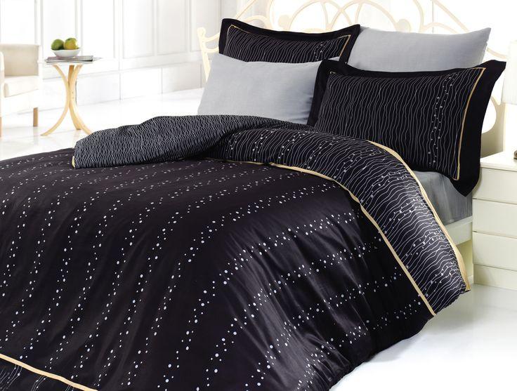 Die besten 25+ schwarze Bettwäsche Ideen auf Pinterest Schwarze - luxus bettwasche kylie minogue