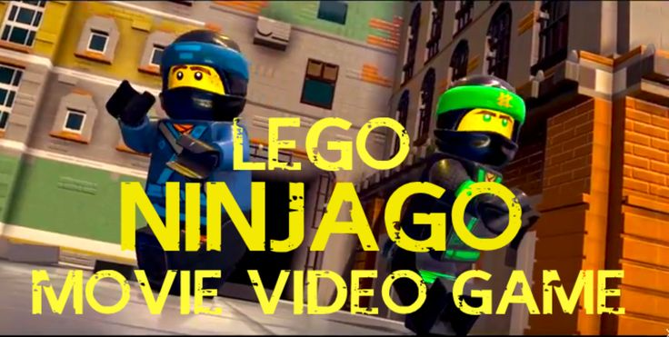 LEGO Ninjago Movie: Video Game - Announce Trailer XBOX ONE