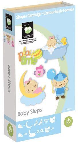 Cricut Cartridge Baby Steps