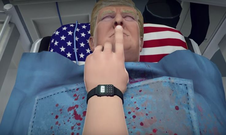 Creepy Game Lets You Silence Donald Trump, Rip Out His Heart http://www.toomanly.com/6922/creepy-game-lets-you-rip-out-donald-trump-heart/ #TheDonald #DonaldTrump