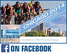 ITU World Triathlon 2014 Series Chicago, 2015 ITU World Triathlon Grand Final Chicago.