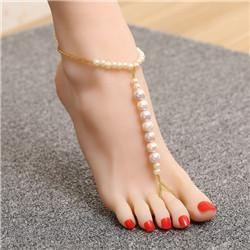 Summer Beach Sandal Ankle Bracelet | Anklet - Style 3