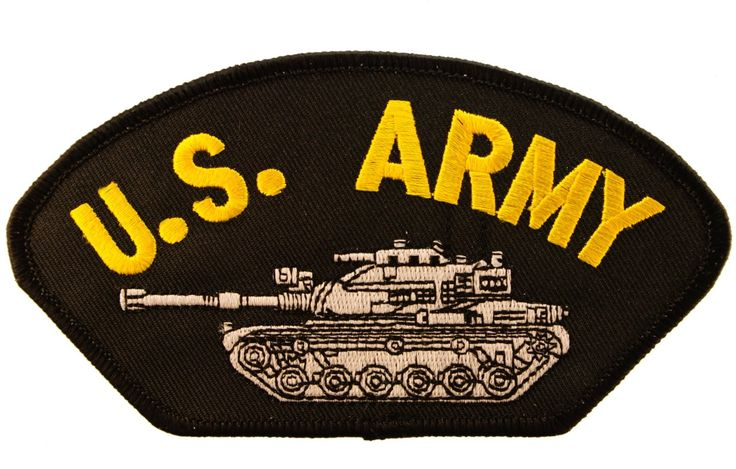 Amazon.com: US Army Tank 5 inch Embroidered Patch D15: Arts, Crafts & Sewing