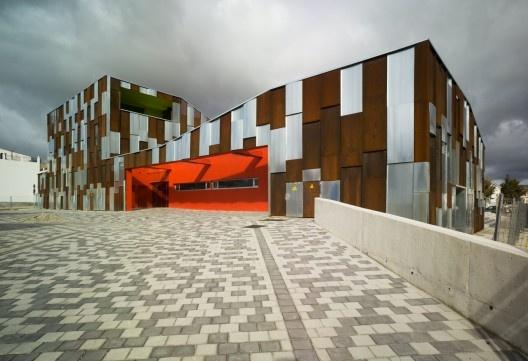 Centro de Salud Velez-Rubio / Los del Desierto (4)