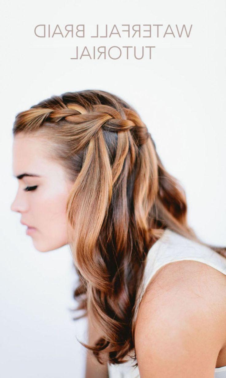 casual wedding hairstyles medium