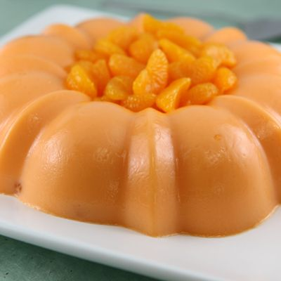 La Lechera Orange Gelatin | Nestlé Recipes | ElMejorNido.com