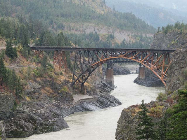 Epic train journey on the Rocky Mountaineer