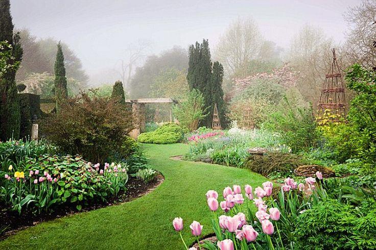Les 44 meilleures images propos de highgrove house for Jardins anglais celebres