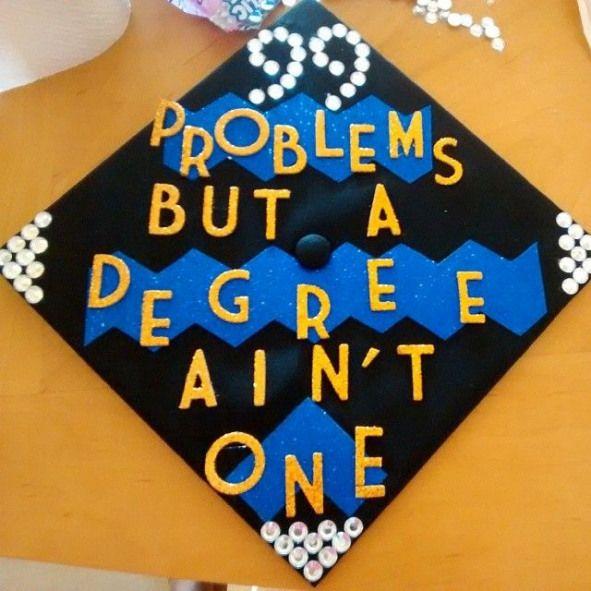 graduation  not a problem? #psychology #psychology #graduation #cap