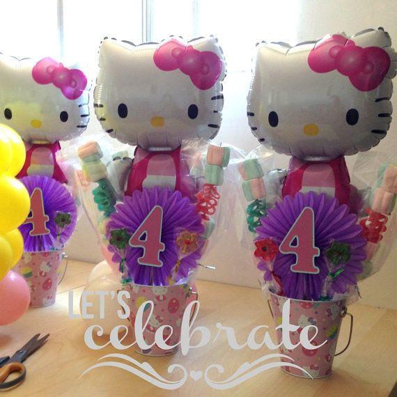 hello kitty centerpiece by Arelyslittleshop on Etsy, $11.00