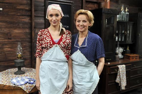 Joanna Osyda i Ewa Wncel