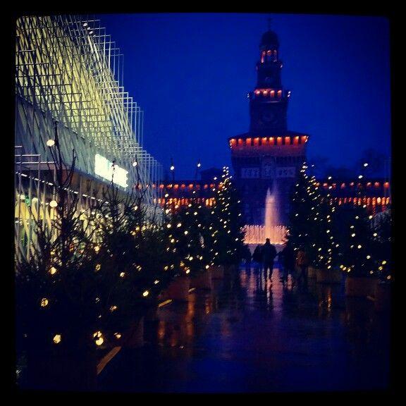 #MILAN #EXPO