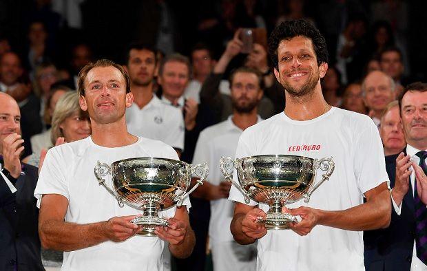 Marcelo Melo vence nas duplas e conquista título em Wimbledon http://ift.tt/2t3mGms