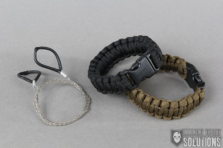 CRKT ParaSaw Paracord Bracelet | ITS Tactical Store