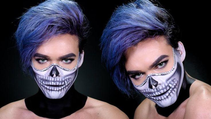 Skull | Calavera Makeup | #HPStylist V. °149