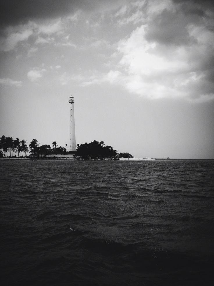 Mercusuar of Belitung