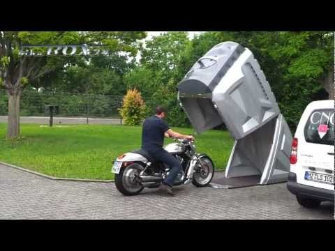 motorcycle storage designs from around the world part 1. Black Bedroom Furniture Sets. Home Design Ideas