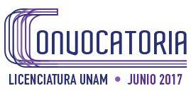 Convocatoria UNAM