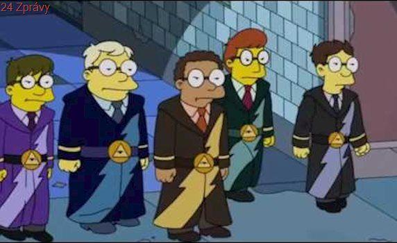 #Simpsonovi ►Zima jeho spokojenosti [2/2]