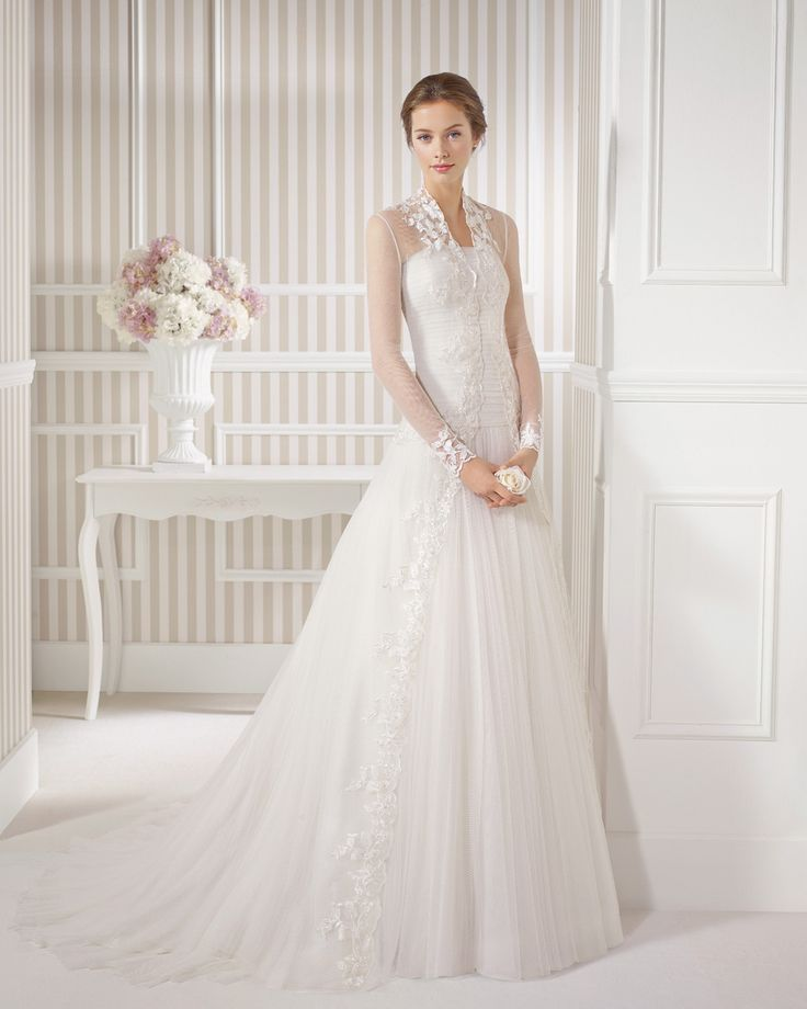 Robe de mariée Luna Novias By Rosa Clara 2015 et robe de soirée - Accessoires - Cérémonie Homme