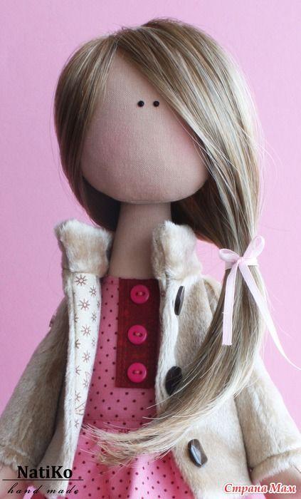 Волосы кукле из тресс. Обсуждение на LiveInternet - Российский Сервис Онлайн-Дневников