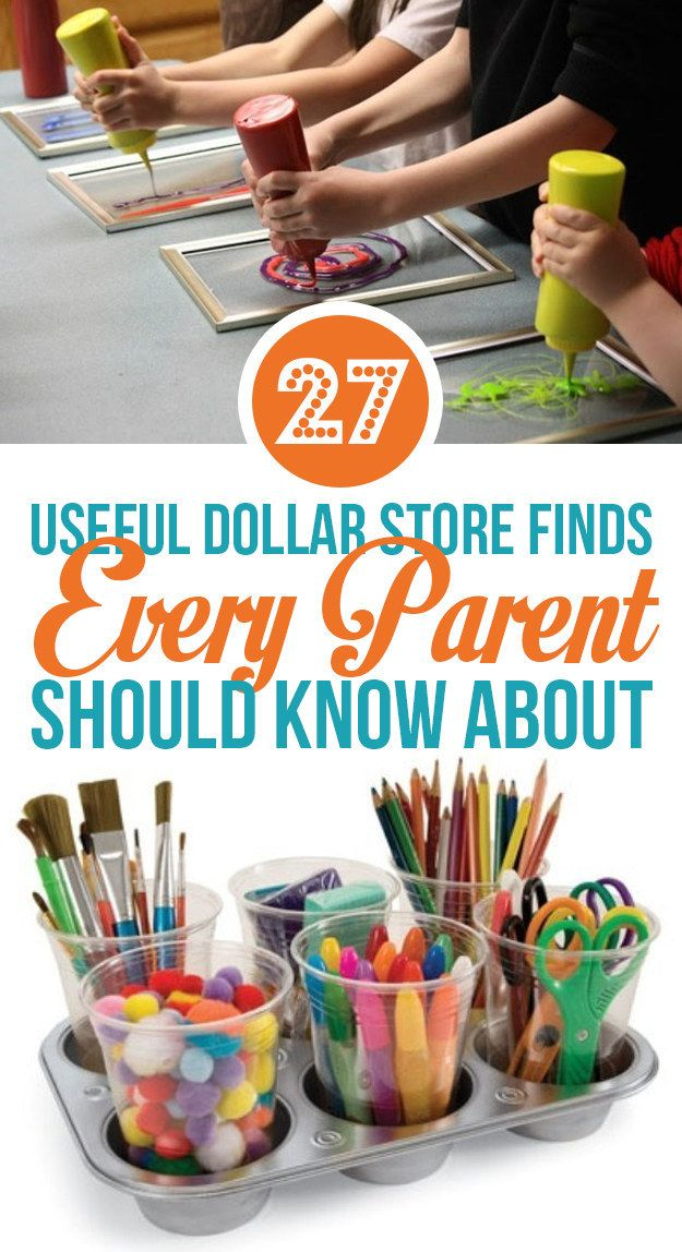 26 Useful Dollar-Store Finds Every Parent Should Know About