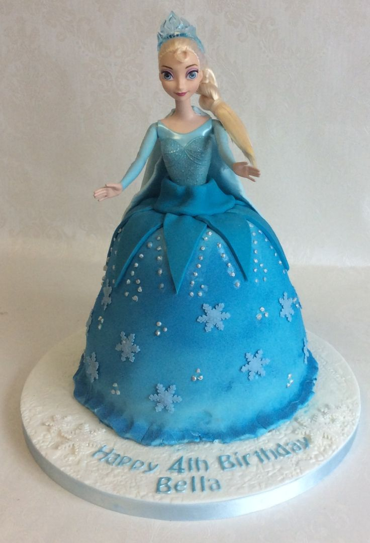 Princess Elsa Cake Images : 17 Best images about Frozen on Pinterest Frozen cake ...
