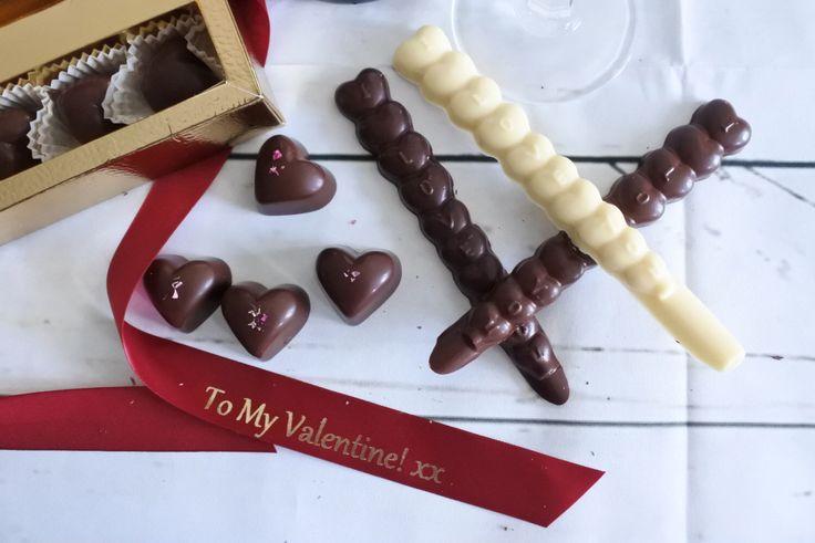 Personalised Organic Chocolate Love Sticks and Caramel Box (Gluten & Soya Free), Valentines gift, Birthday gift by LaviniaWilsonsChoc on Etsy https://www.etsy.com/uk/listing/507263803/personalised-organic-chocolate-love