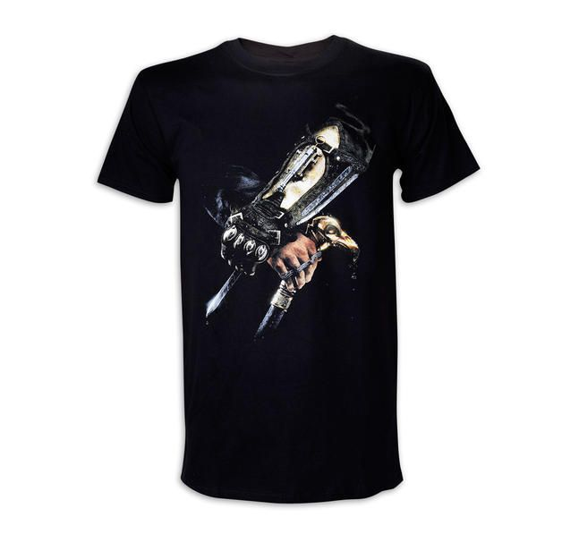 Assassin's Creed Syndicate T-Shirt Hidden Blade. Hier bei www.closeup.de