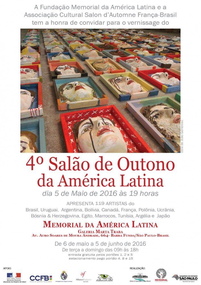 4°SOAL – Salão de Outono da América Latina 2016