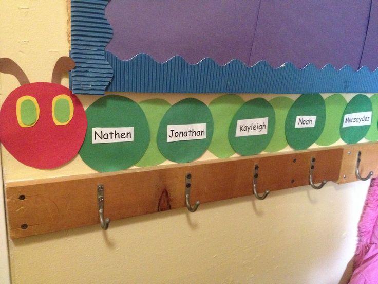 Preschool Classroom Name Ideas ~ Ideas about caterpillar bulletin board on pinterest