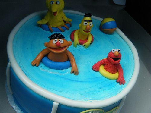 67 best Elmo pool party images on Pinterest Birthday party ideas
