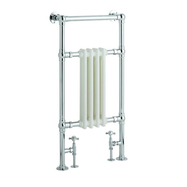 """Marquis Traditional Hydronic Towel Warmer 18.3"""" x 36.8"""" - Traditional Hydronic Towel Warmers - Towel Warmers - Heating"""