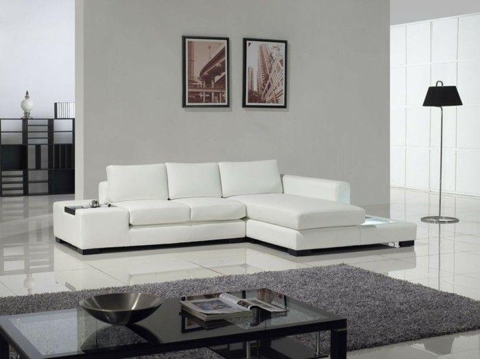 Le Canape Design Italien En 80 Photos Pour Relooker Le Salon Canape Design Italien Canape Design Canape Blanc Cuir