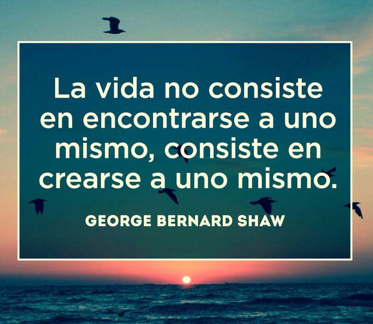 Frase George Bernard Shaw