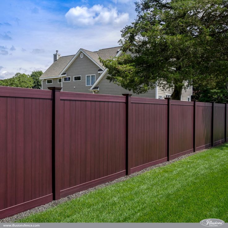 12 Amazing Low Maintenance Fence Ideas