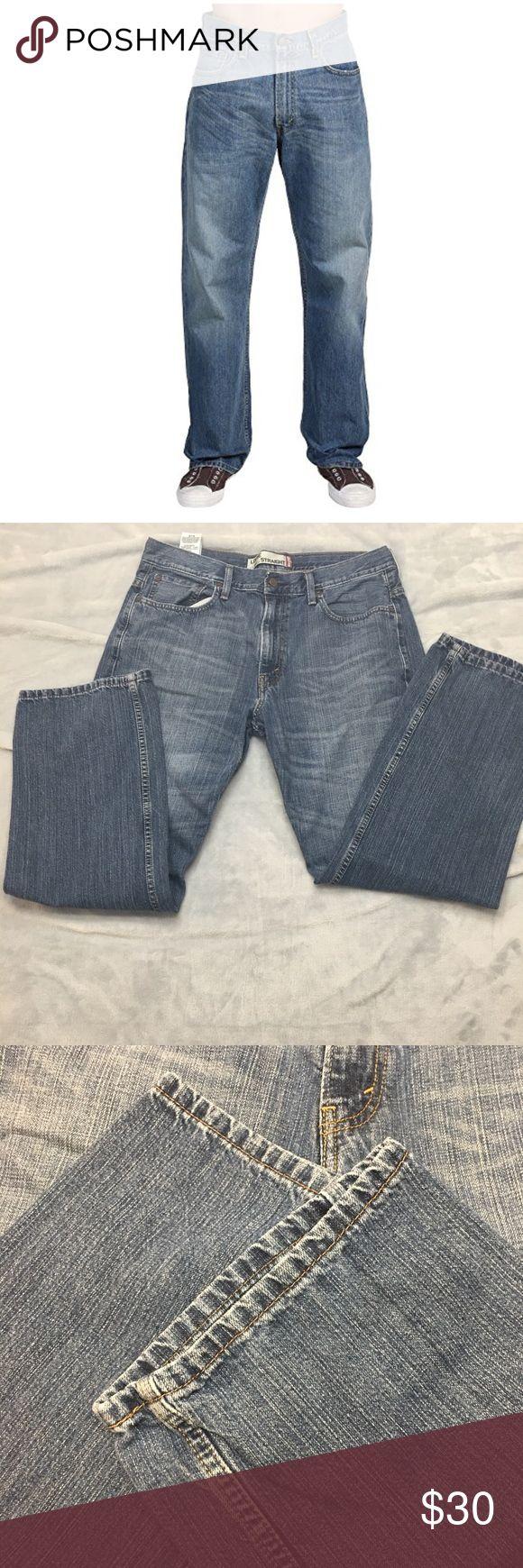 Levi 569 loose men's jeans Good condition. Levi's Jeans Straight