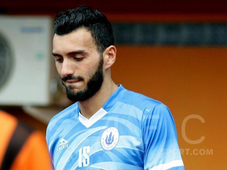 Madura United Sedang Bidik Redouane Zerzouwi