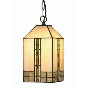 Oaks OT 1849 P  Ophelia 1 Light Tiffany Lantern