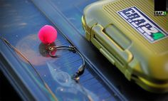 Montura de pescuit la crap iarna, pe apa rece