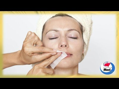 Cómo eliminar naturalmente el vello facial no deseado | Sentirse bien es facilisimo.com