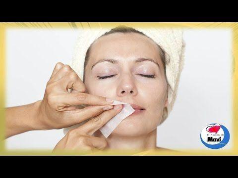 Cómo eliminar naturalmente el vello facial no deseado   Sentirse bien es facilisimo.com